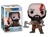 Фигурка Funko POP! Vinyl: Games: God of War: Kratos