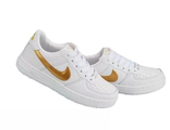 Кроссовки Nike Air Force 1 Low White Gold