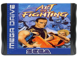 """Art of Fighting"" Игра для Сега (Sega Game) MD"