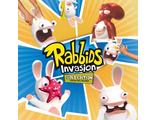 Rabbids Invasion Gold Edition (цифр версия PS4 напрокат) RUS 1-2 игрока
