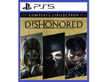 Dishonored The Complete Collection  (цифр версия PS5 напрокат) RUS