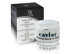 Sr cosmetics Caviar relaxing mask& honey