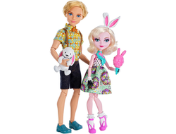 Алистер Вандерленд и Банни Бланк - Свидание /  Ever After High Carnival Date Doll 2-Pack - Bunny Blanc and Alistair Wonderland