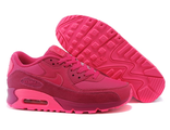 Кроссовки Nike Air Max 90 розовые