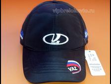 Бейсболка с логотипом  VAZ (зима)