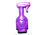 Friends Accessories Spray Bottle with Heart, Medium Lavender (92355b / 4599682)