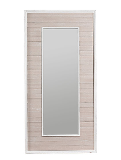 Зеркало MIRROR MAINEL GREY 60X120CM PAULOWNIA WOOD арт. 30861