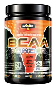 BCAA Powder 420 г (Maxler)