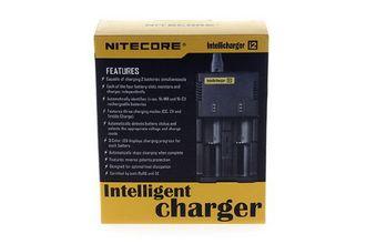 Nitecore Intellicharge i2