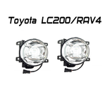 OPTIMA LED FOG LIGHT-568 Toyota LC200/RAV4