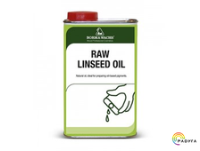 RAW LINSEED OIL Льняное сырое масло