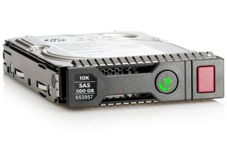 Жесткий диск HP 600GB 6G SAS 10K rpm SFF (2.5-inch) SC Enterprise HDD (653957-001, 693569-003, 507129-014) 652583-B21