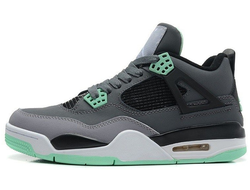 Air Jordan IV Retro Green Glow (36-45) арт-002
