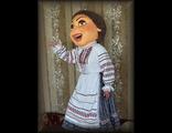 Ростовые куклы.