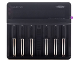EFEST LUC V6 SIX BAY SMART BATTERY CHARGER