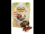Кальцинированные косточки для собак МНЯМС с утиным мясом - 100 грамм