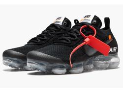 Nike Air VaporMax x OFF WHITE Черные Мужские (40-45)