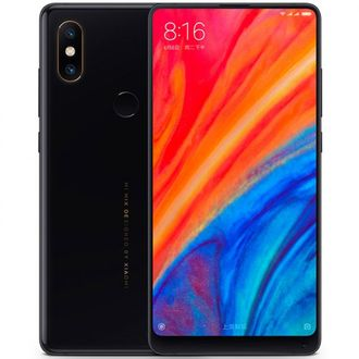 Xiaomi Mi MiX 2S 6/128GB Black/черный