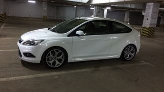 Ford Focus Hatchback Coupe