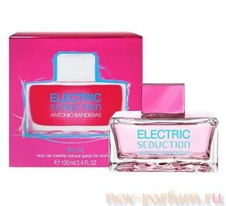 Antonio Banderas Electric Blue Seduction for Women 100ml