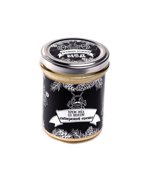 Настоящий мужской крем-мёд