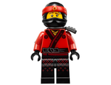 Kai - The LEGO Ninjago Movie, Pearl Dark Gray Katana Holder, n/a (njo316)