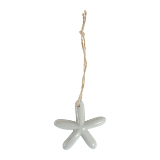 Подвесной декор HANGING SEASTAR X3 POSEI WHITE+TURQUOISE+GREY арт. 30921