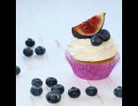 Миндальные капкейки / Almond cupcakes