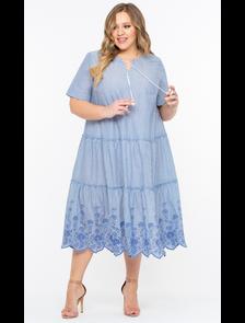 ab0f84f0396 Нежное платье