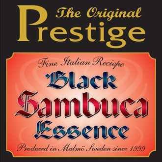 PR Black Sambuca Essence