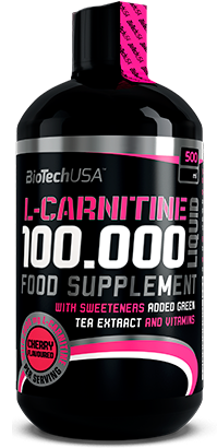L-Carnitine Liquid   100 000MG 500мл