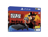 РlayStation 4 Slim (1TB)+Red Dead Redemption 2