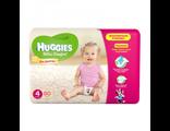 Huggies Подгузники Ultra Comfort для девочек 4 (80шт)