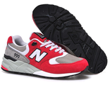 New Balance 999 Men's/Women's красные (37-44)