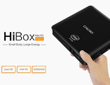 Chuwi HiBox. Мини ПК Windows 10 + Android 5.1. 4 Гб / 64 Гб. Intel Z8350 (4 ядра). HDMI, LAN, WiFi. Все в одном.