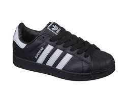 Adidas Super Star 2 Men's/Women's черные (36-43)