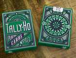 Emerald Tally-Ho Limited Edition (by Jackson Robinson)