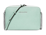 Сумка Michael Jet Set Travel Crossbody Mint / Мятная