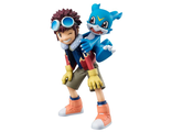 Фигурка Digimon Adventure: Motomiya & Veemon