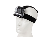 Крепление на голову ( с адаптером ) goPro, SJCam, Xiaomi, экшн камера, адаптер, hero 3 , Hero 4