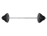Штанга готовая, длина 1,2 / 1,5 / 1,8 / 2,13 метров, вес 50 - 100 кг