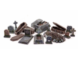 GRAVEYARD KIT (painted)
