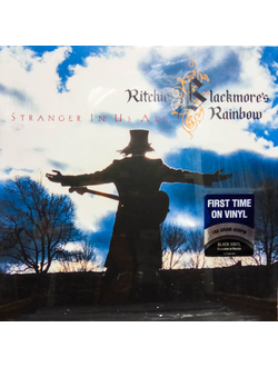 Ritchie Blackmore's Rainbow - Stranger In Us All 2-LP