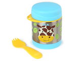 Детский термос Skip Hop Zoo insulated food Jar Giraffe жираф