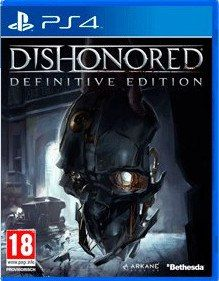 Dishonored Definitive Edition (диск PS4) RUS