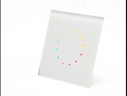 Q600Di (Белый) RGB+W Многофункциональная  сенсорная панель управления цветом LED освещения (копия)
