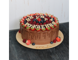 """Торт """"Дабл Шоколад"""" / Very Chocolate Cake"""