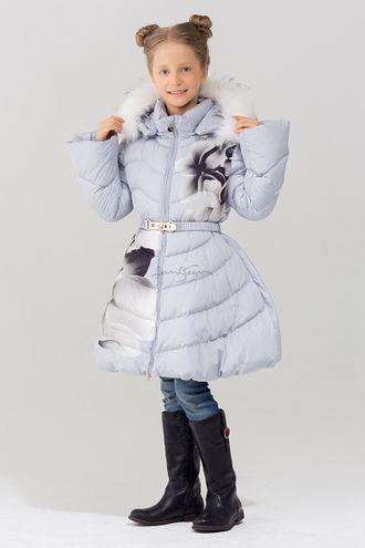 Steen Age пальто для девочки биопух A16558