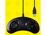 Джойстик USB формы Sega no Box (PC Controller)