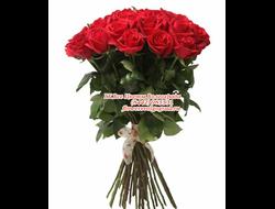 25 роз букетом